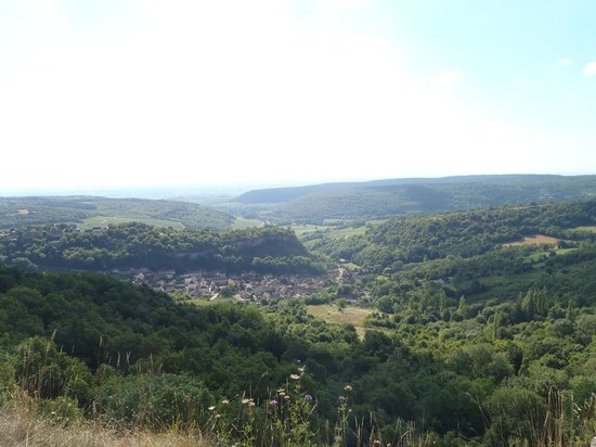 Bourgogne Evasion: 1st stop on our ride
