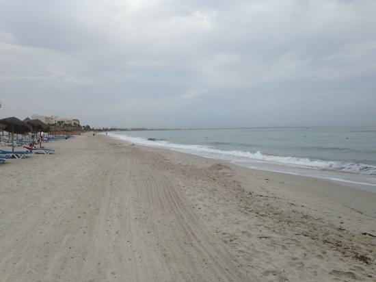 PrimaSol El Mehdi: spiaggia