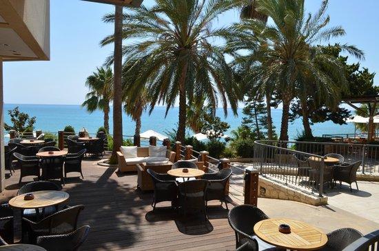 Columbia Beach Resort Pissouri: Lounge area