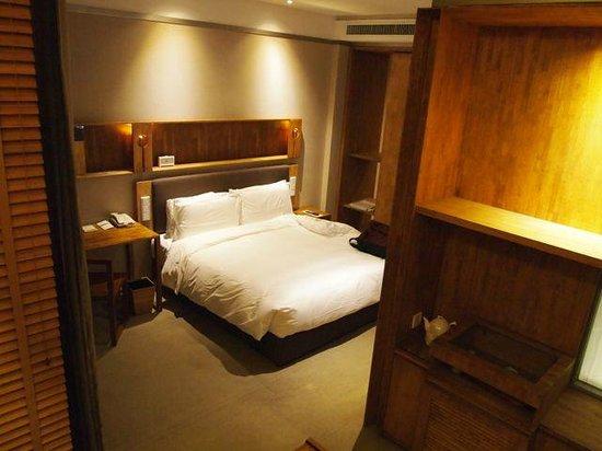 Tea Boutique Hotel : bedroom