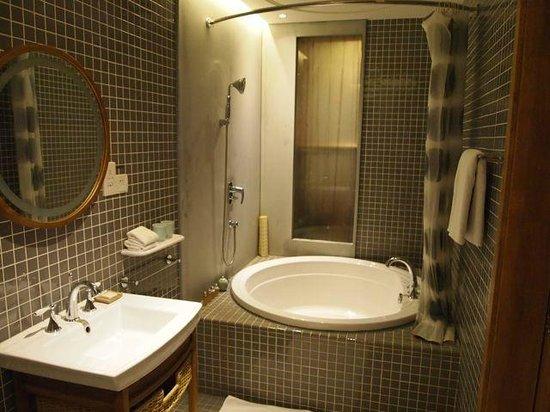 Tea Boutique Hotel : bathroom