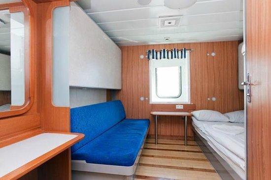 SNAV S.p.A. : la nostra cabina
