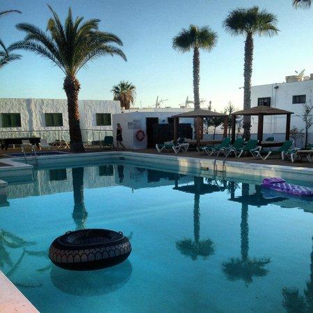 Arena Dorada Apartments : Pool Area