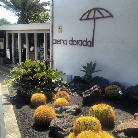 Arena Dorada Apartments: Apartments Reception