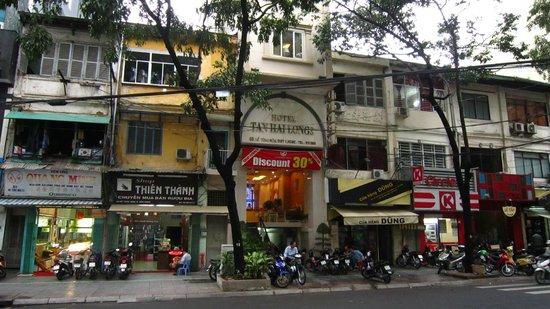 Roseland Point Hotel: Tan Hai Long 3 at Street Level