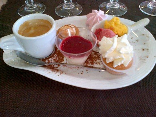 Pizzeria Chez Jeannot: le café gourmand