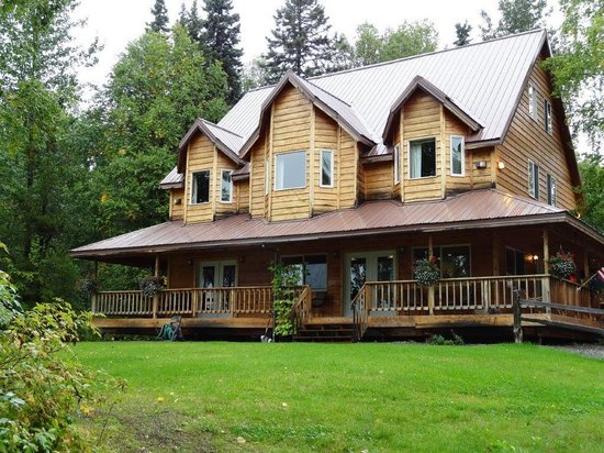 Susitna River Lodging: Our Inn in Talkeetna