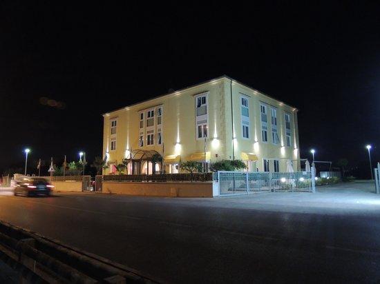 La Isla Bonita: hotel