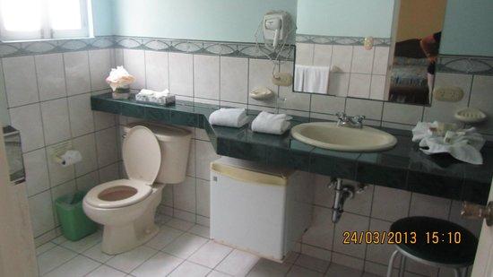 Hotel Le Bergerac Boutique: Salle de bains