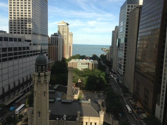 Park Hyatt Chicago: view from every window