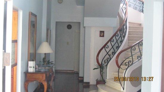 Hotel Le Bergerac Boutique: L'entrée