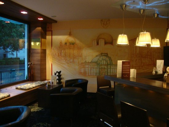 Mercure Secession Wien : В отеле
