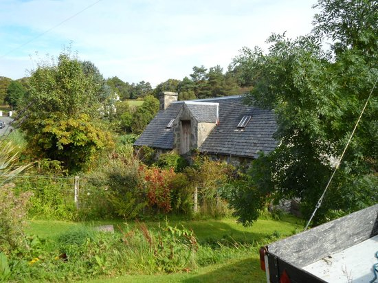 An Caladh: an old mill in plockton