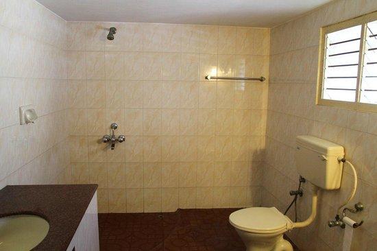 Vintage Inn: Room 202 - bathroom