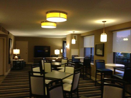 Cuyahoga Falls Sheraton Meeting Room