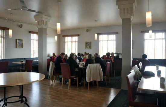 Hotel Reynihlid: Restaurant