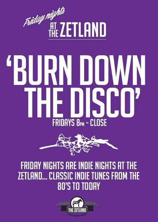 The Zetland: Fridays