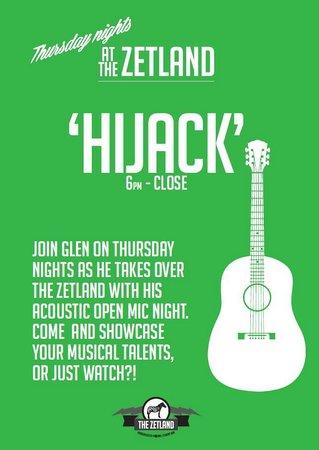The Zetland: Thursdays