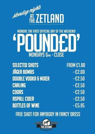 The Zetland: Mondays