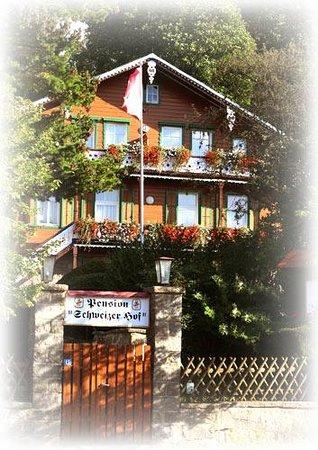 Ferienhotel Pension Schweizer Hof: Pension Schweizer Hof