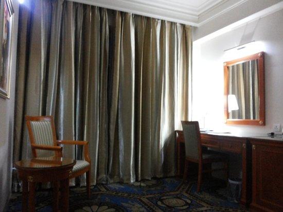 Ramada Amritsar: room interior