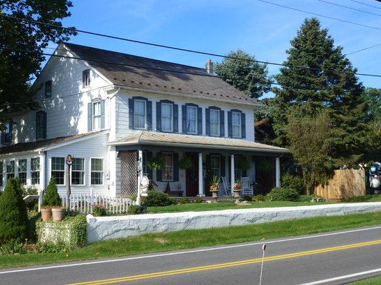 1825 Inn Bed and Breakfast : 1825