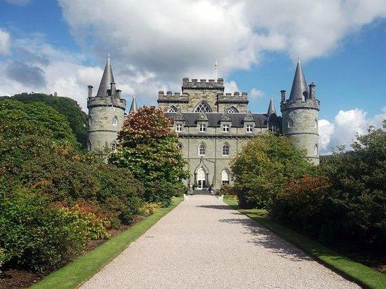 Gray Line Scotland : Inveraray castle