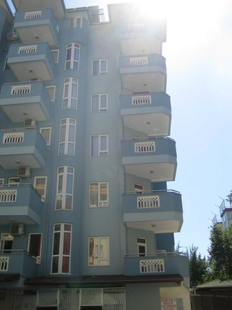 Hotel Lavinia Apart: Hotell