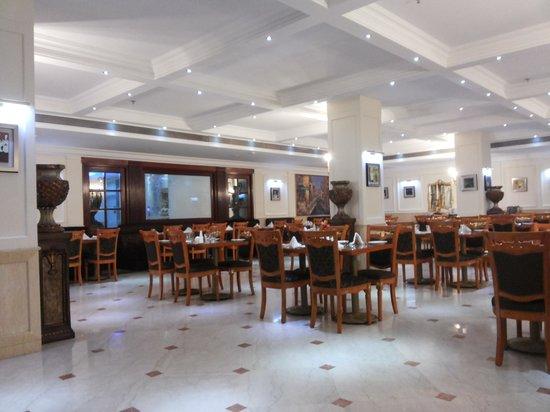 Ramada Amritsar: dining area