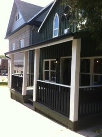 Strata Gallery at 62 Metcalfe Street in Elora ON