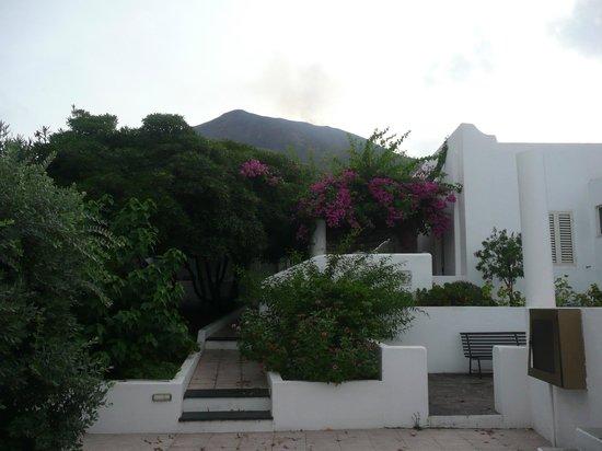 Hotel Villaggio Stromboli: le logement