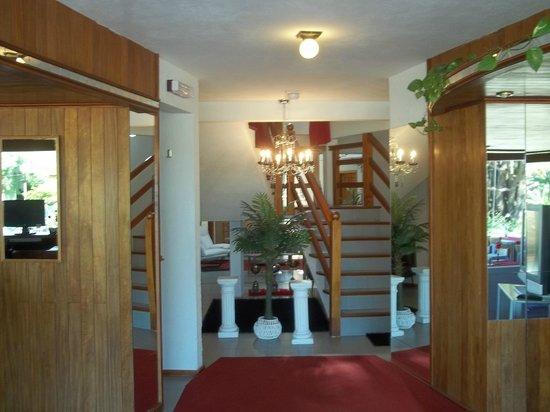 Hotel Mallorca: Área recreación