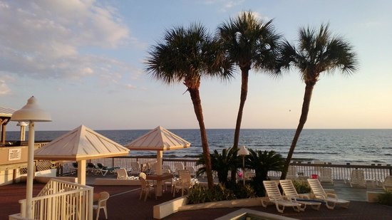 Palmetto Inn & Suites: Peaceful!