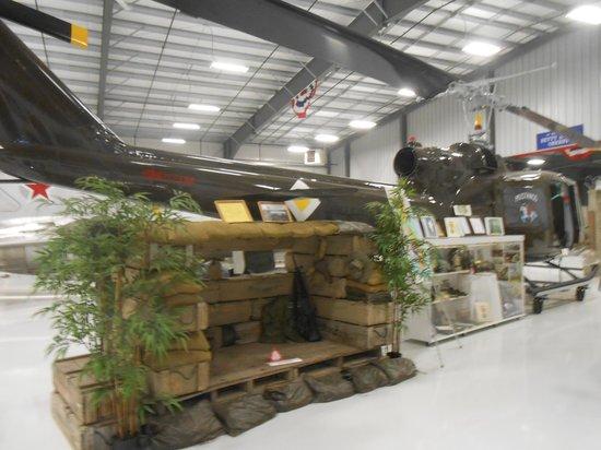 Warhawk Air Museum: Viet Nam