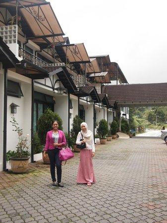 Casa dela Rosa Hotel: Hotel exterior