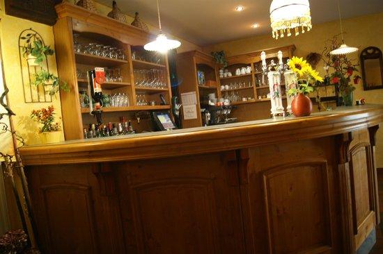 Au Caveau du Vieux Pressoir : Le bar