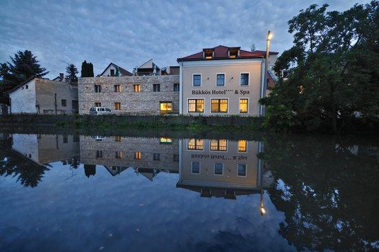 Bukkos Hotel & Spa: Bükkös Hotel**** & Spa