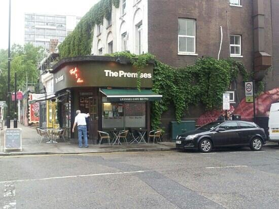 Premises Cafe : The Premises