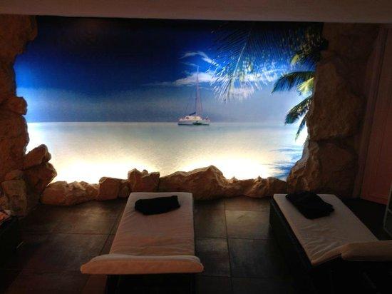Thalassoleil : espace massage