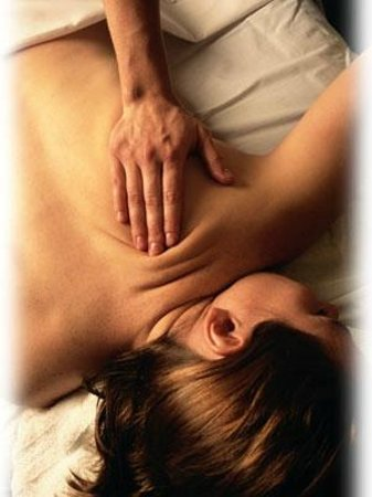 Cook Forest Massage: Photo with permission courtesy ABMP