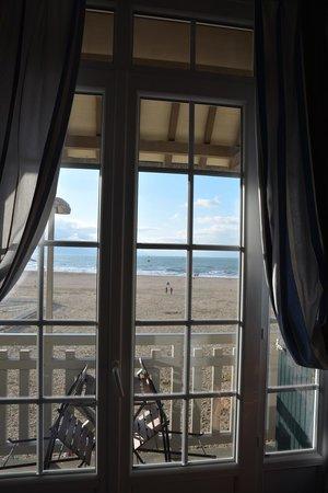 Le Flaubert: De son lit!