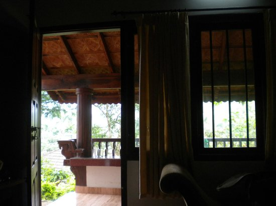 Crescent Residency : View from front room no :3