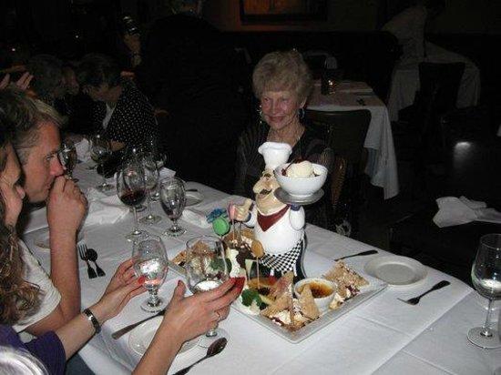 Cafe Parizade: Dessert Sampler