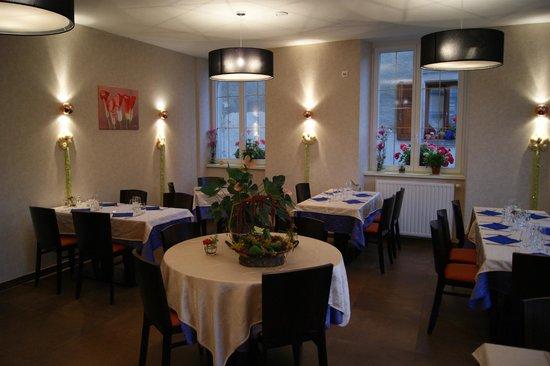 Le Soleil D'or : Le restaurant