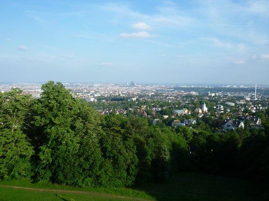 Austria Trend Hotel Schloss Wilhelminenberg Wien : Simply stunning view of Vienna