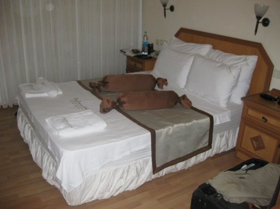 Palmetto Resort Hotel : Vores værelse