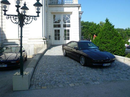 Austria Trend Hotel Schloss Wilhelminenberg Wien : Best place for super photo!