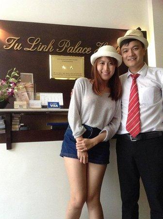 Tu Linh Palace Hotel: Best service
