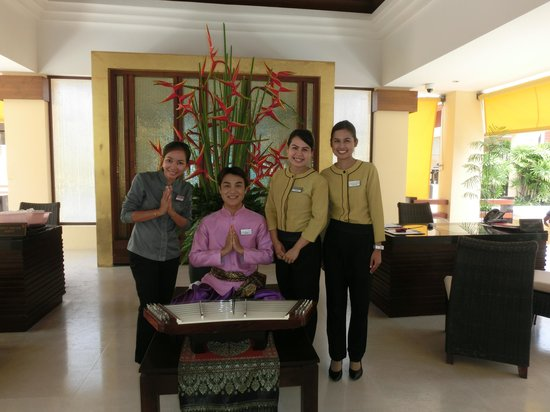 Movenpick Resort Bangtao Beach Phuket: Most Important - Polite and Courteous Hotel Staff