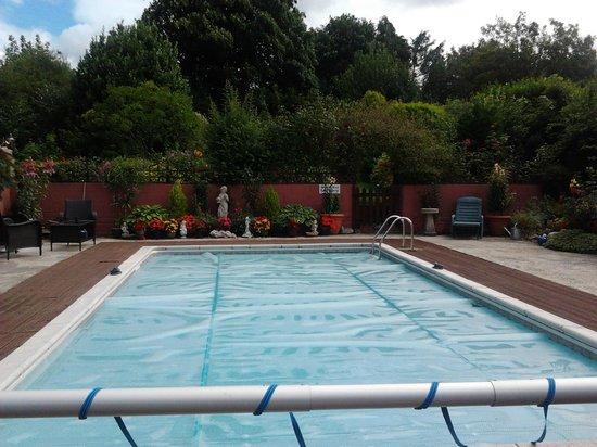 Island House: la piscine
